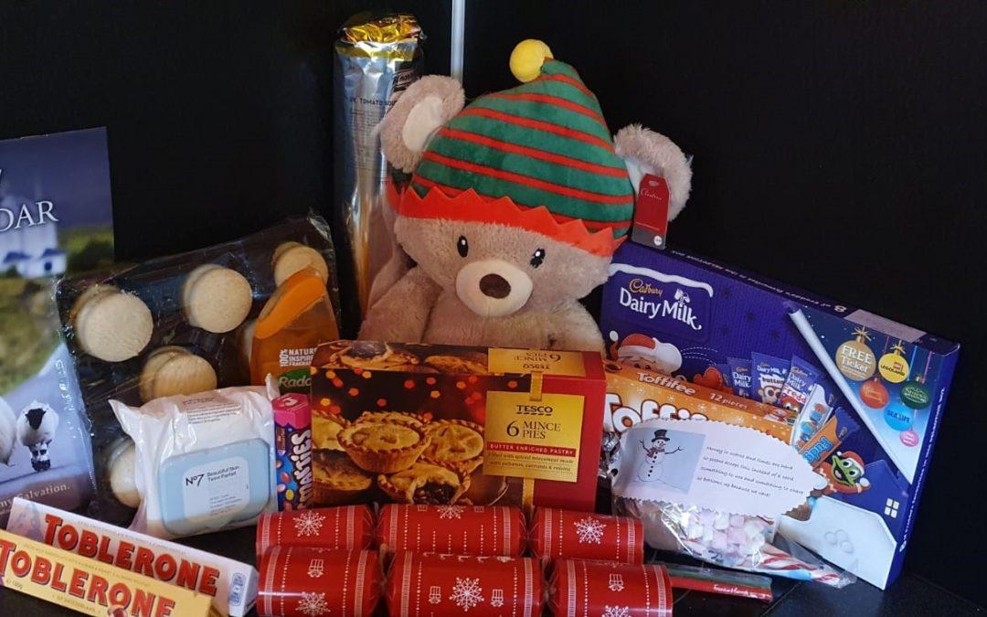 Treats4All for a COVID Christmas