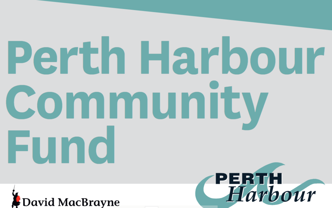 Thank you Perth Harbour Community Fund