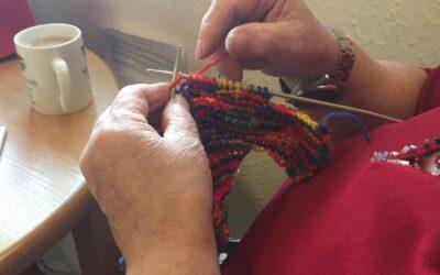 Knit&Natter@The Shop